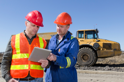 construction company payroll